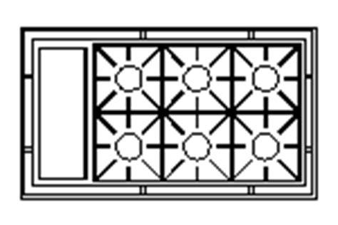 anafe bloque autocad bloques cad autocad arquitectura download 2d 3d dwg