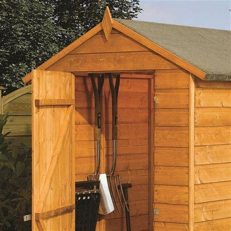 modular tongue  groove shed mm solid osb floor
