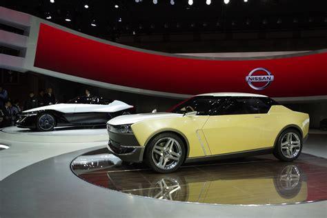 tokyo auto show nissan nissan concept cars tokyo motor show 2013