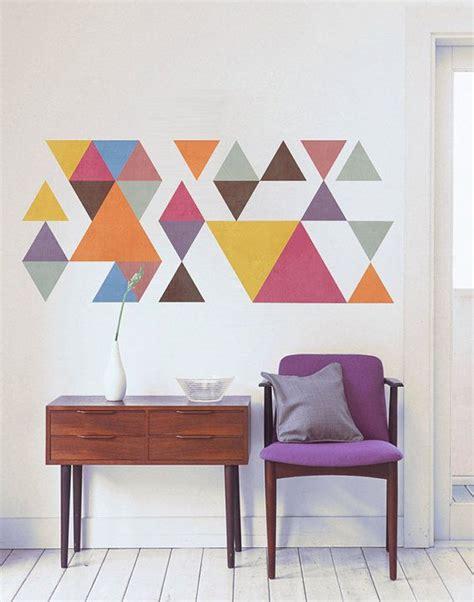 Mid Century Geometric Patterns by Geometric Wall Decor Mid Century Modern Danish Multi