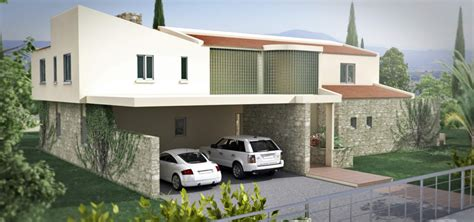 Konia Luxury Cyprus Houses Constantinou Bros Properties House Plan Designs With Jamaican