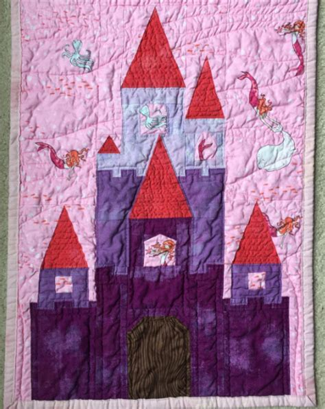 Castle Quilt by Bhq By You September Blossom Quilts