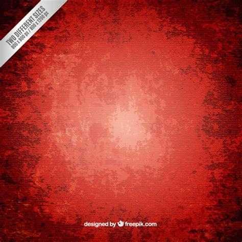 cuando se fundo la roja fondo de pared roja pintada a mano descargar vectores gratis