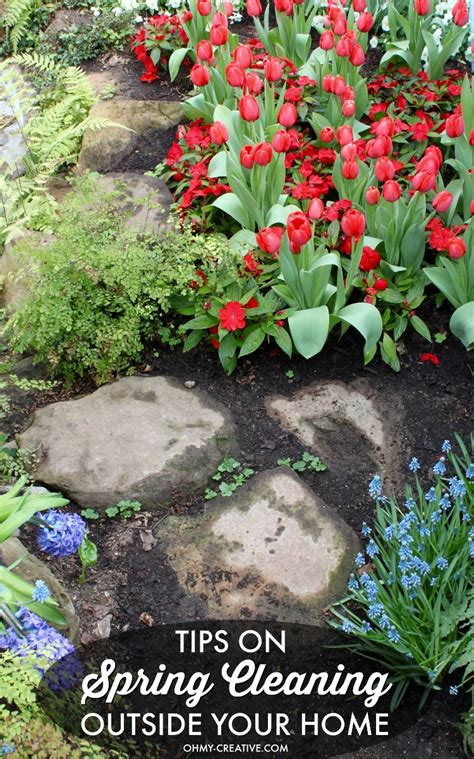 spring landscaping tips best backyard ideas for landscaping oh my creative