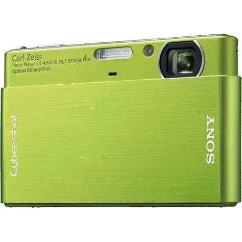 Kamera Sony Cybershot Dsc T77 sony cyber dsc t77 digital green dsc t77 g b h