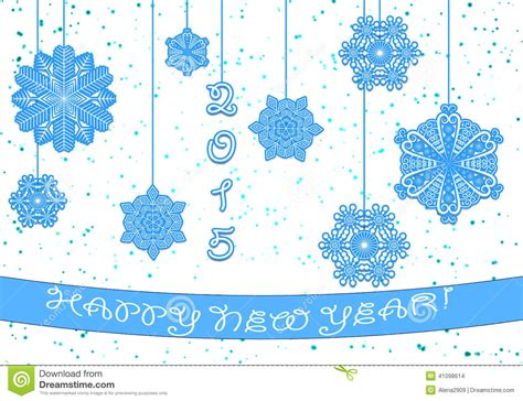 new year background paper happy new year 2015 stock illustration image 41098614