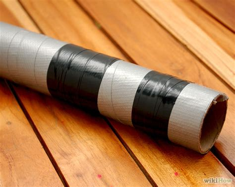 How To Make A Paper Lightsaber - how to make a lightsaber hilt out of a recycled paper