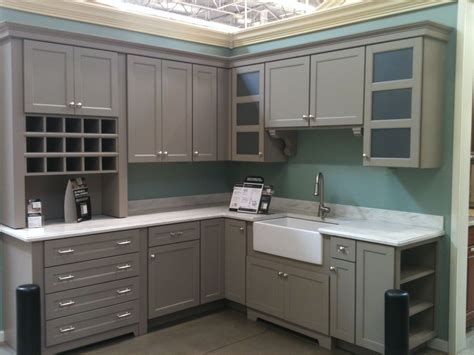 martha stewart cabinets from home depot like the shelves