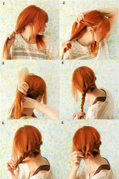 hairstyles u can do at home creative hairstyles that you can easily do at home 27
