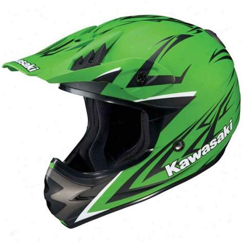 kawasaki motocross helmets flydanna coolmax the your auto world com dot com
