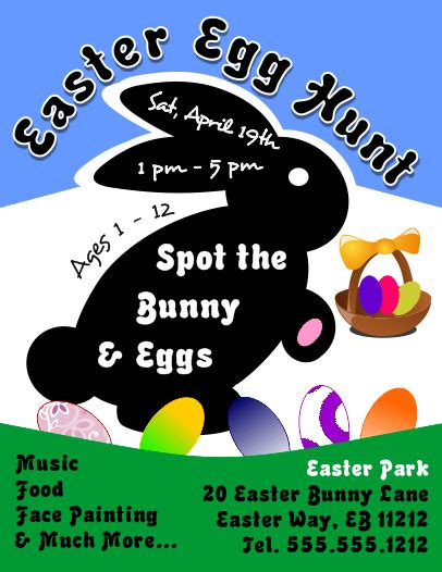 flyer design tutorial corel draw flyer design with corel draw learn how to make an easter