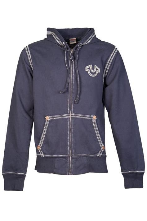 Hoodie Zipper Bmth True Friends C3 true religion zip up hoodie in navy blue 1240000012 4101 clothing from clothing uk