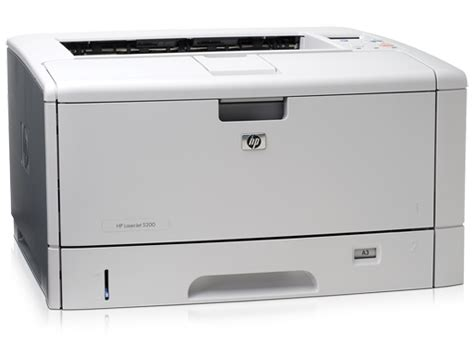 Printer Laser A3 new hp laserjet 5200 printer q7543a a3 mono laser printer