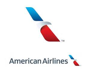 new american check out the new american airlines logo design shack