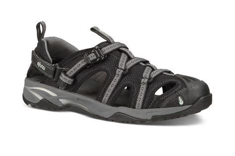 ahnu tilden v wmn s sandal us 6 black snowys outdoors