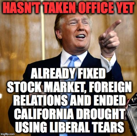 Stock Market Meme - donal trump birthday imgflip