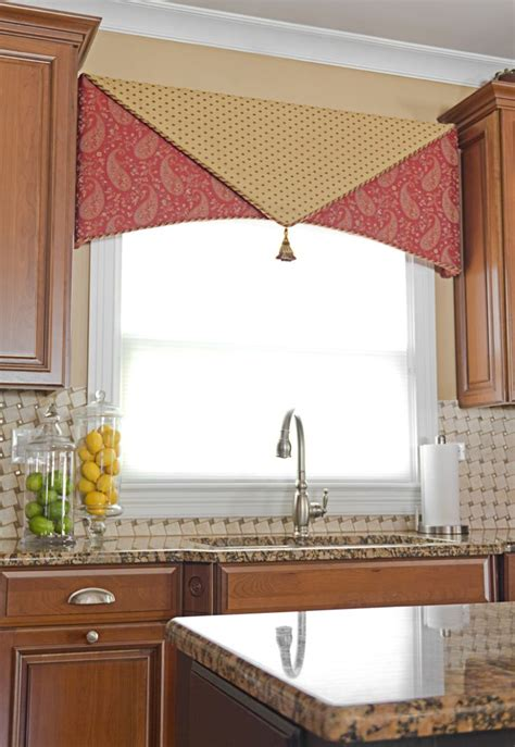 Window Cornices And Valances Envelope Valance Home Window Treatments