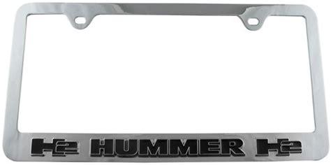 Kacamata 3d Frame Plastik H2 hummer h2 3d license plate tag frame siskiyou license plates and frames stf821