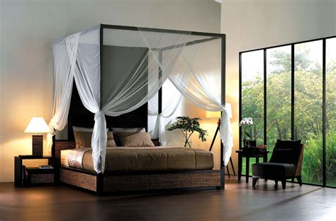 bedroom canopy curtains 40 amazing bedrooms canopy beds home design ideas diy