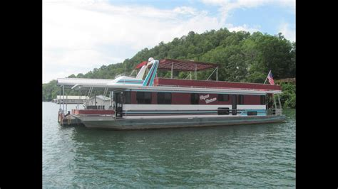 houseboats for sale tn 1995 lakeview 15 x 68wb houseboat for sale on norris lake