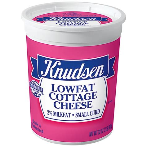 Cottage Cheese Knudsen by Knudsen Small Curd Low Cottage Cheese From Ralphs