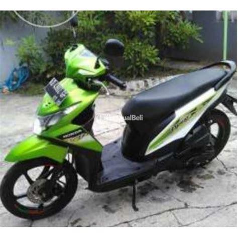 Mixer Bekas Jawa Tengah motor honda beat fuel injection bekas tahun 2013 warna