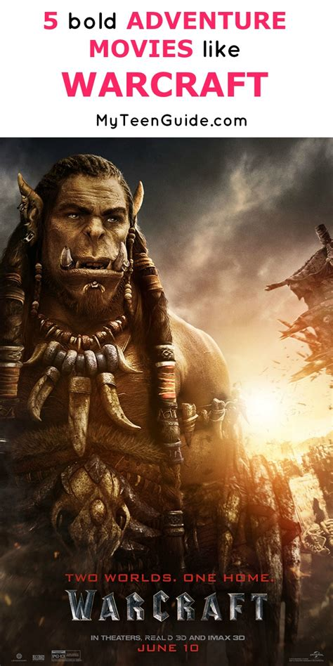 film like epic movie 5 bold adventure movies like warcraft