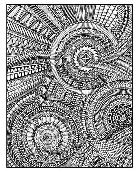 Expert Coloring Pages Adults | between the lines an expert level coloring book peter