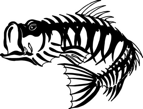 tribal bass fish tattoos year on the fly sketching a bass bass