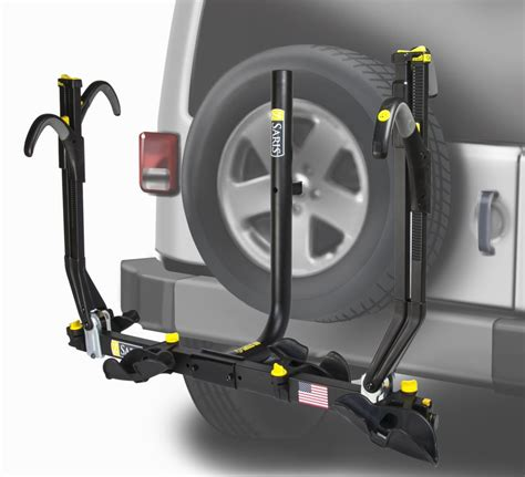 Jeep Bike Racks by Saris Spare Tire Bike Racks For Jeep Wrangler Unlimited