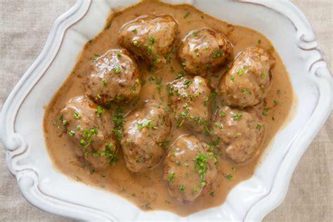 best swedish swedish meatballs recipe simplyrecipes