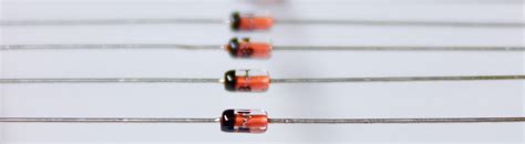 uses of resistor devices diode introduction