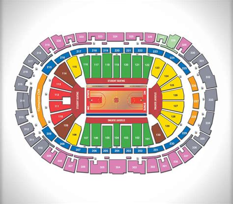 pnc arena raleigh nc seating chart pnc arena raleigh nc seating chart view
