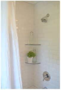 bathroom glass corner shelves shower 25 best ideas about shower shelves on shower