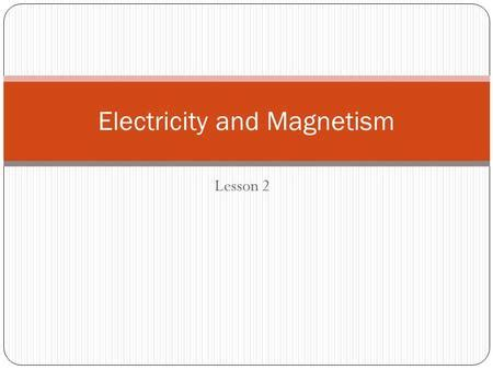 section 2 electricity and magnetism chapter 16 electricity section 3 circuits ppt download