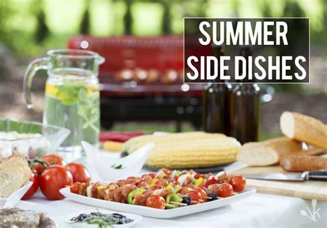 40 best summer side dishes kitchensanity