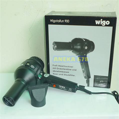 Hair Dryer Wigo 900 jual hairdryer wigo taifun 900 hair dryer salon aneka