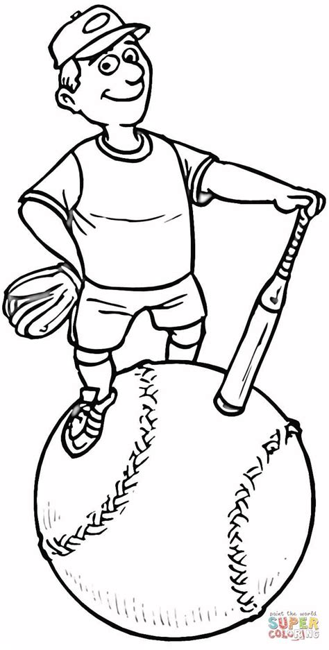 softball coloring pages softball player coloring page free printable coloring pages