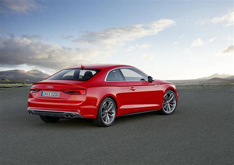 Neuer Audi A5 by Official 2017 Audi A5 And S5 Coupe Gtspirit