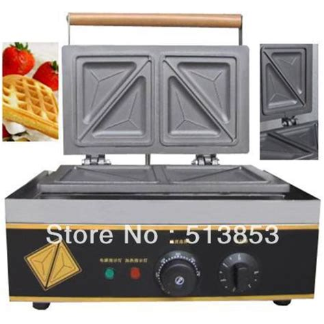Fy 113 Electric Sandwich Machine compare prices on waffle sandwich maker shopping buy low price waffle sandwich maker at