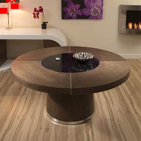 table with lazy susan dining table glass lazy susan dining table