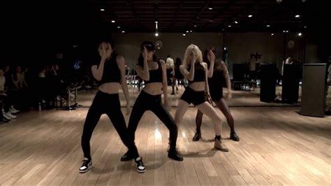 blackpink mirrored dance bitch better have my money remix rihanna blackpink