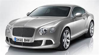 The Cost Of A Bentley Bentley Continental Gt Cost