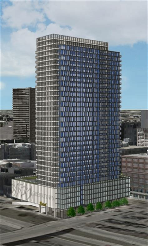 Apartment In Greektown Chicago 100 Million Apartment Tower Proposed In Greektown News