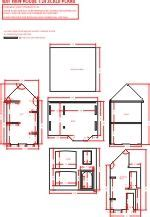 plans for dolls houses for free free dolls house plans 1 12 tutoriales pinterest