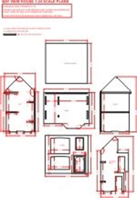 free dollhouse floor plans free dolls house plans 1 12 tutoriales pinterest