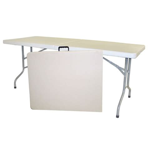 showgoer 6 portable folding trade show table