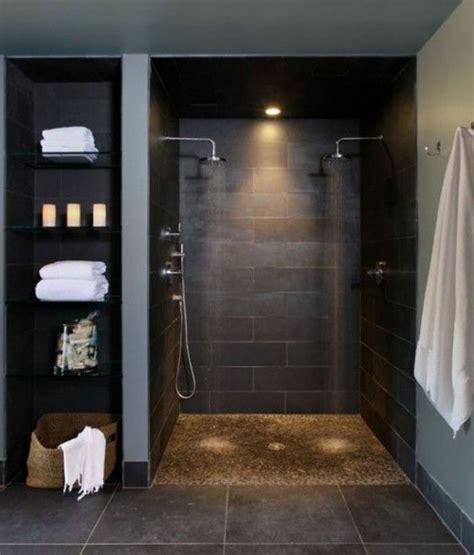 salle de bain blanc et lin
