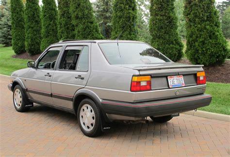 1988 Volkswagen Jetta by 1988 Volkswagen Jetta Gli 16v Trophy German Cars For