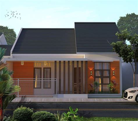 modern minimalist house model design arquitetura